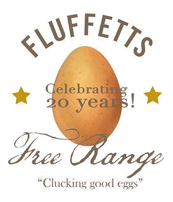 Fluffetts Farm Logo