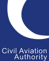 Civil Aviation Authority (CAA) Logo