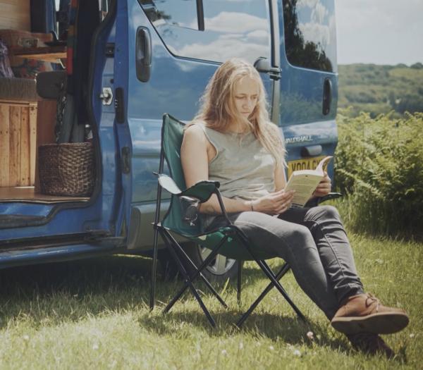Rhonda Van For Quirky Campers